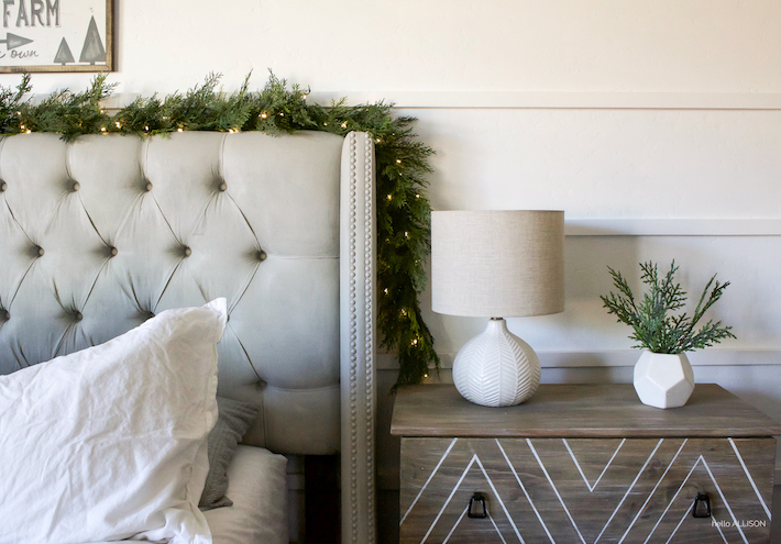 A Very Simple Christmas | designedsimple.com