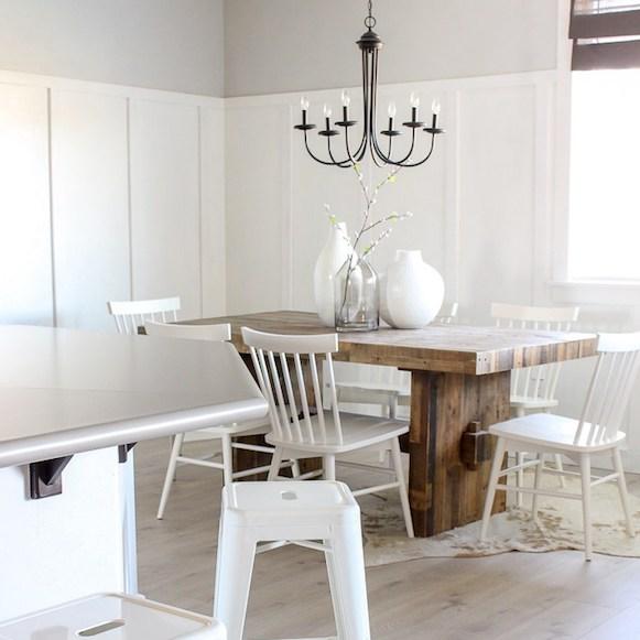 Modern Farmhouse Paint Colors | Designed Simple | designedsimple.com