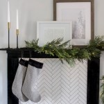 Diy Faux Fireplace Mantel Designed Simple