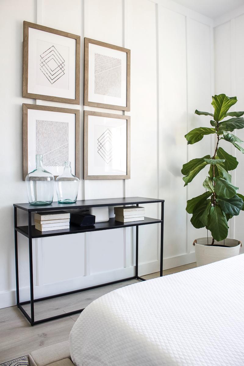 Designed Simple Guest Bedroom Sources | Shop the House | Guest Bedroom | designedsimple.com