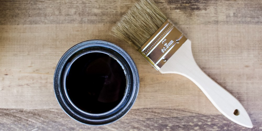 Best Stain Color for Pine | Sharing my go-to stain combo for pine wood! I've used it many times over the years and on all my DIY projects! | Designed Simple | designedsimple.com