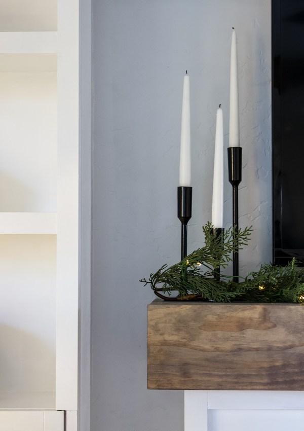 A Simple Christmas House Tour