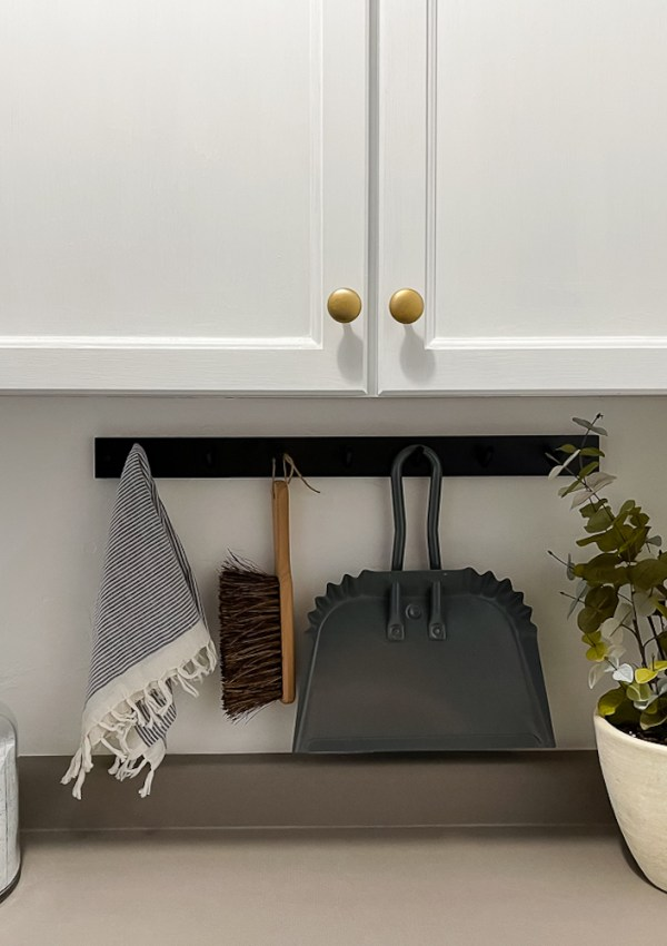 Budget Friendly Laundry Room Reveal
