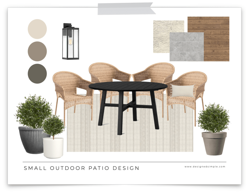 Sharing a 2021 house projects and goals update! Everything that has been completed so far, what is left to do and a few things I've added. | Designed Simple | designedsimple.com