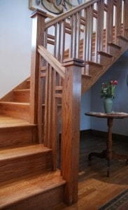 Stair Styles For The Arts And Crafts Style Home Designed Stairs | Stairs Style For Home | Creative | Inside | Spiral | Country Cottage | Living Room