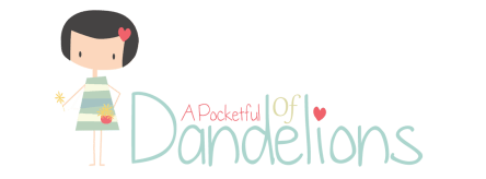 A Pocketful of Dandelions Logo