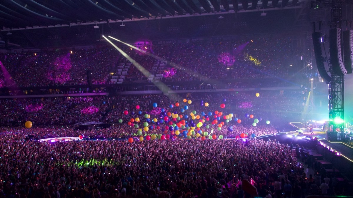 Coldplay A Head Full of Dreams Tour