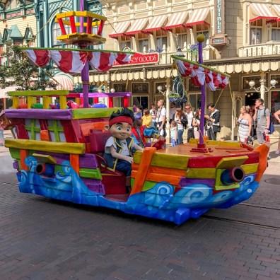 Paradă la Disneyland Paris