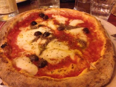 Pizza în Italia