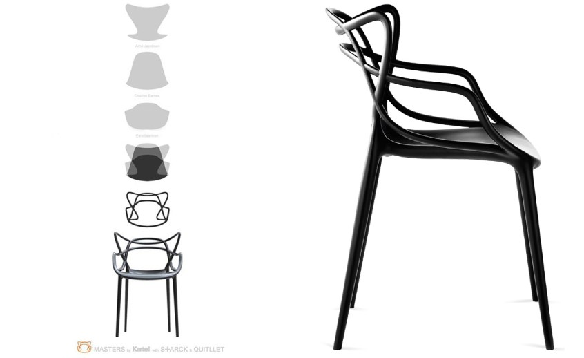 Kartell Master's Chair