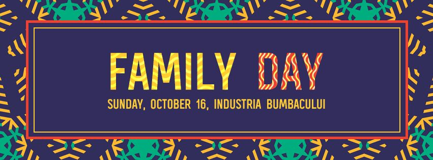 Creative Est #2 - Family day