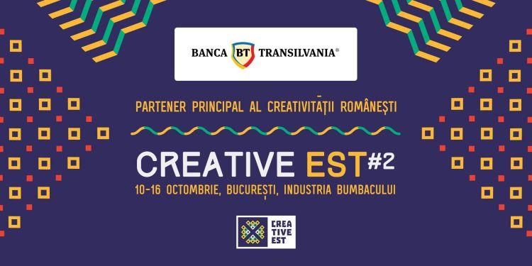 Creative Est #2 – Festivalul industriilor creative