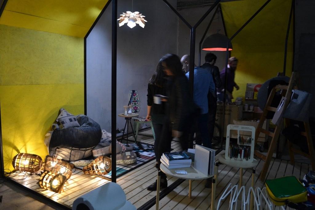 Creative Est Market 2016 - stand Dizainar