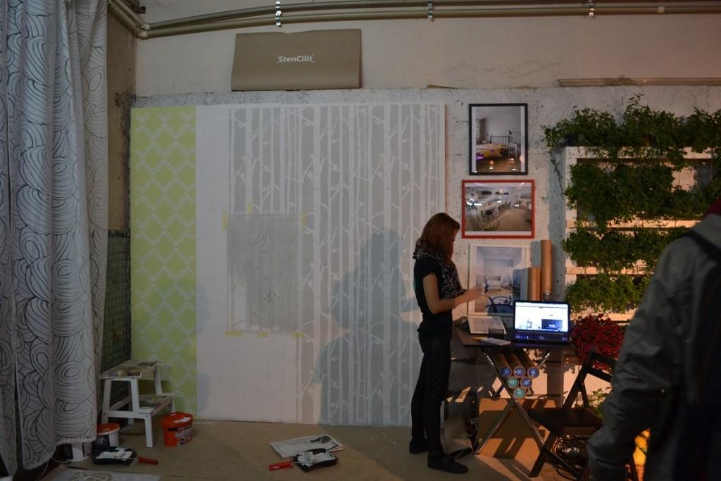 Creative Est Market 2016 - Stencilit
