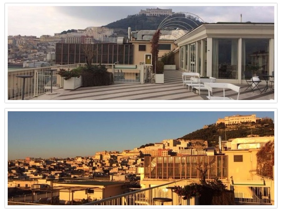 Nu-mi place Napoli. Ba parcă-mi place!