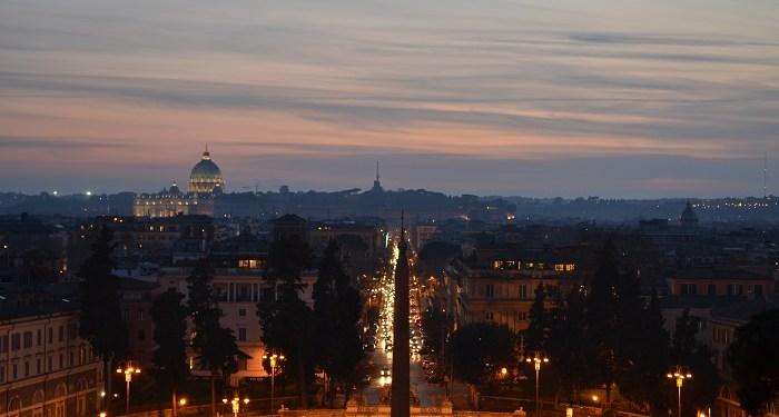 8 locuri pentru cele mai frumoase fotografii panoramice în Roma