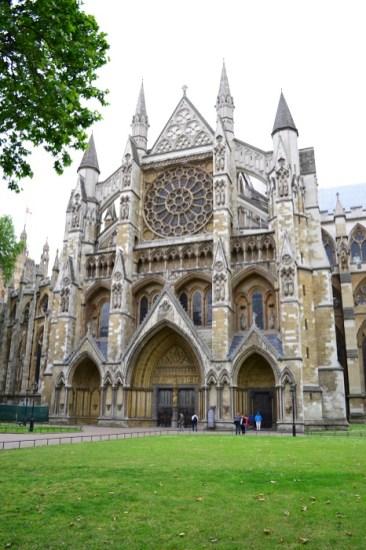 Westminster Abbey, Londra