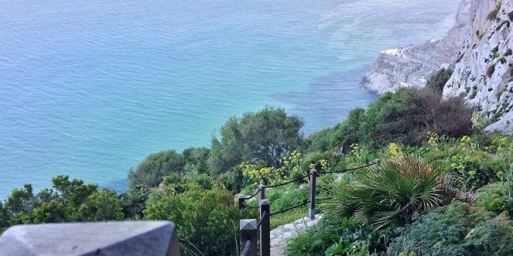 Mediterranean Steps, sau cum am urcat la picior stânca din Gibraltar