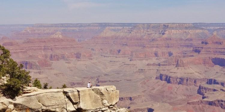 O experienţă copleşitoare la Grand Canyon