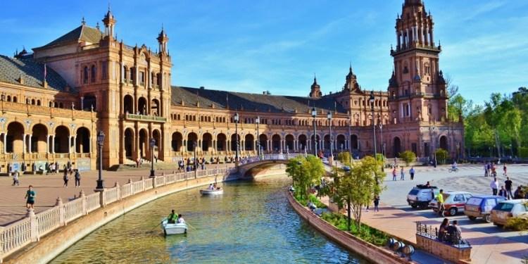 Cele mai frumoase obiective turistice din însorita Sevilla