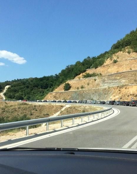 Traseul Bucureşti Thassos