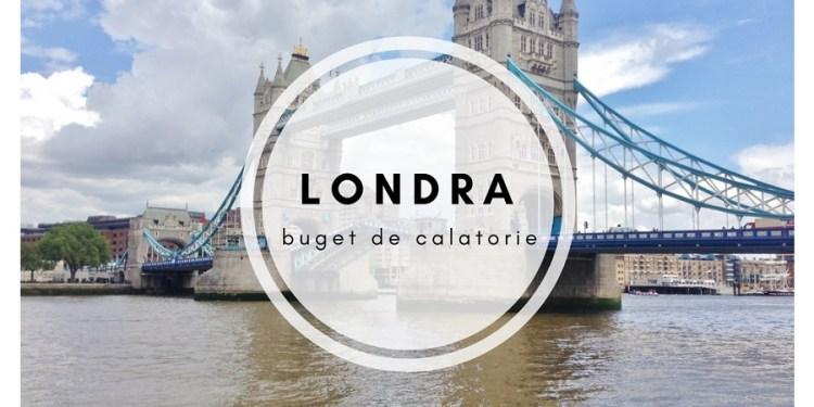 Cât costă o vacanță la Londra