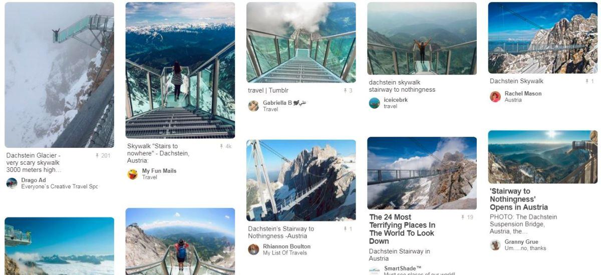 Aventuri la înălţime în Austria - Dachstein Glacier - Pinterest