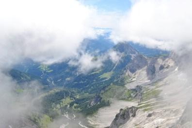 Aventuri la înălţime în Austria - Dachstein Glacier