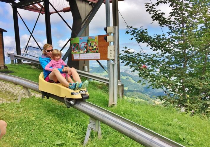 Aventuri la înălţime în Austria