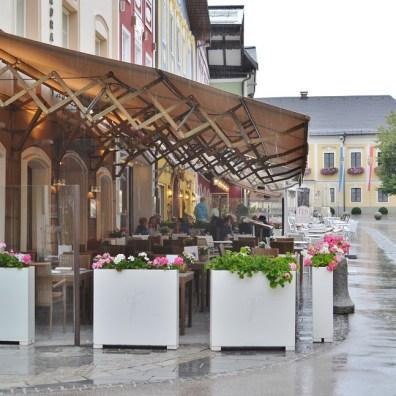 Mondsee, Salzkammergut, Austria