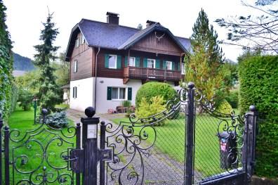 Strobl, Salzkammergut, Austria