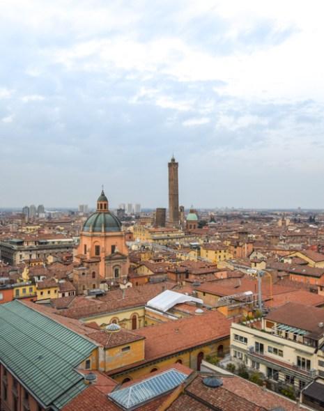 Weekend la Bologna și Florența