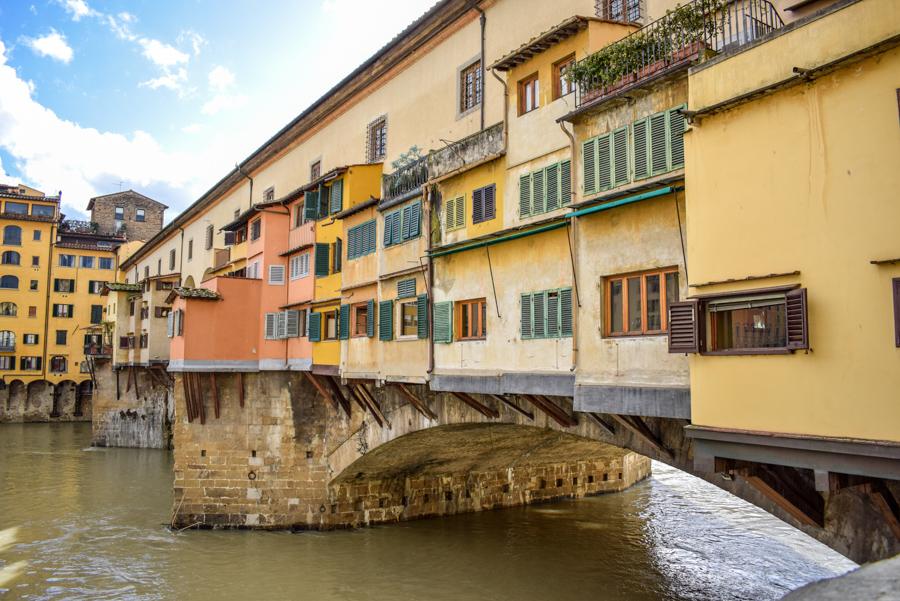 Principalele obiective în Florența