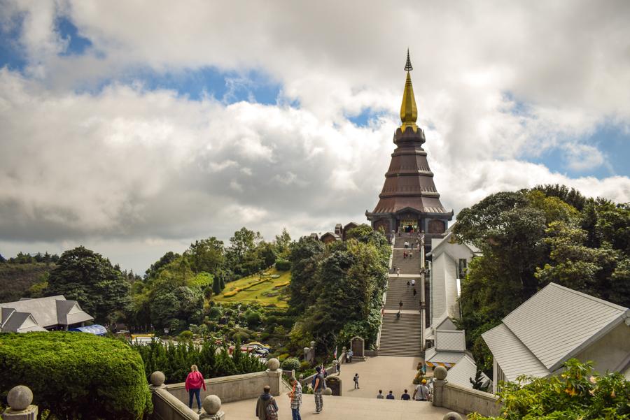 Doi Inthanon, Chiang Mai, Thailanda