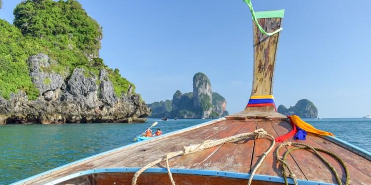Excursii pe insulele din Krabi – din Ao Nang pe Phi Phi, Hong și alte insule
