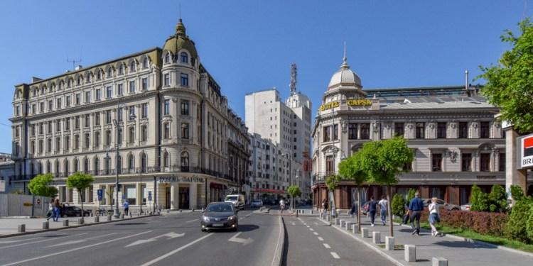La pas pe Calea Victoriei – obiective în București II
