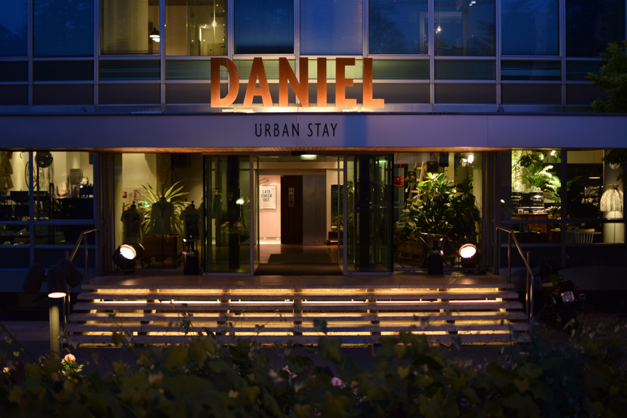 Hotel Daniel in Viena