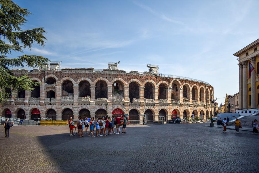 Verona și principalele obiective de vizitat în orașul iubirii