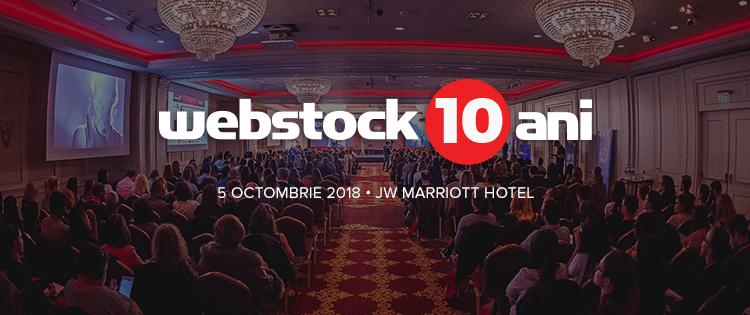 Ne vedem la Webstock!