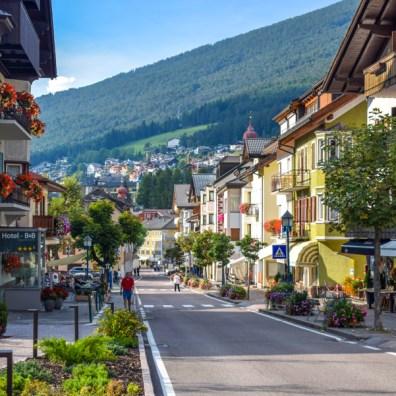 vacanță în Dolomiți - Ortisei