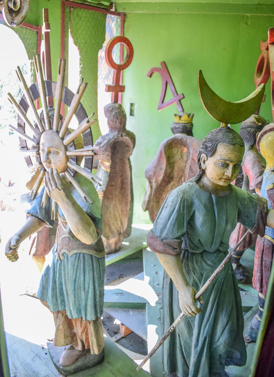 Figurinele Ceasului - Sighișoara, România