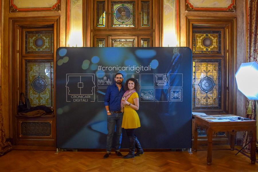 Cronicari digitali - Palatul Ghica Victoria