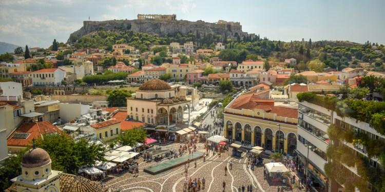 Obiective în Atena: ce să vizitezi într-o singură zi