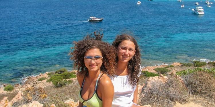 Amintiri din Sardinia: cu 10 ani în urmă