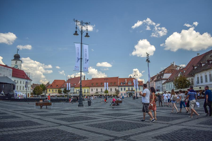 Sibiu - Piața Mare