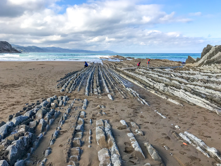Călător în Westeros: Dragonstone (Țara Bascilor, Spania) - plaja Itzurun