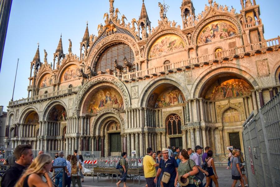 Veneția: ghid complet de călătorie - Basilica San Marco