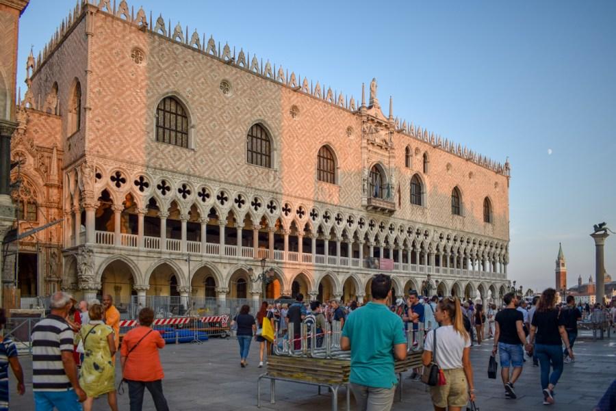 Veneția: ghid complet de călătorie - Palatul Dogilor