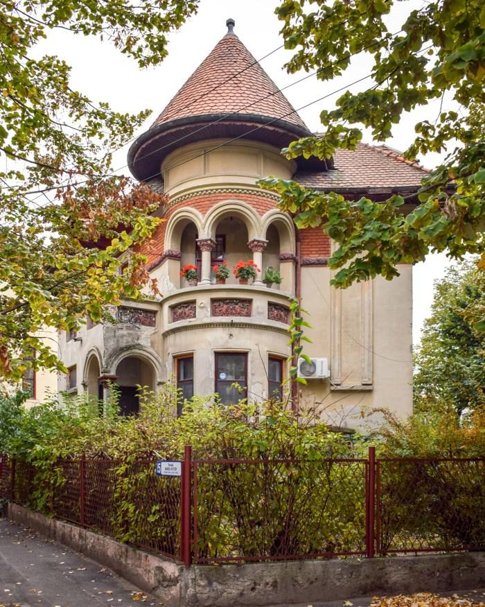 Cele mai frumoase case din Cotroceni