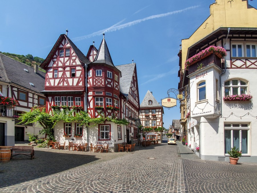 Bacharach, Valea Rinului, Germania